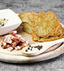Kartoffelpuffer | Erdäpfelpuffer | Reibekuchen | Reiberdatschi
