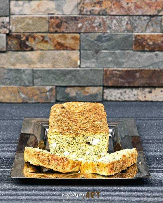 Kräuter Feta Brot