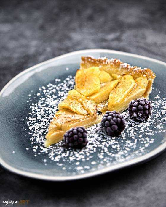 Apfel Birnen Tarte Rezept