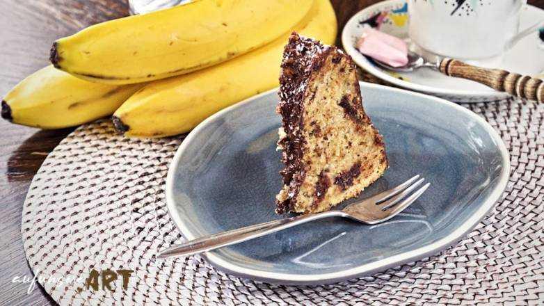 Bananen Gugelhupf Rezept