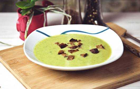 Broccoli Creme Suppe Rezept