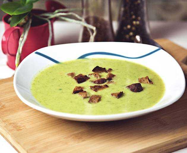 Broccoli Creme Suppe Rezept