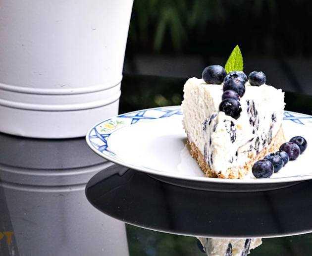 Heidelbeer Mascarpone Torte Rezept
