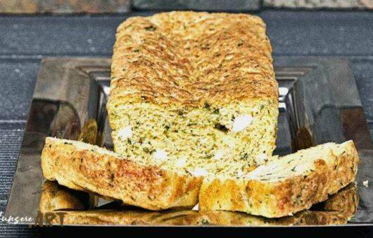 Kräuter Feta Brot Rezept