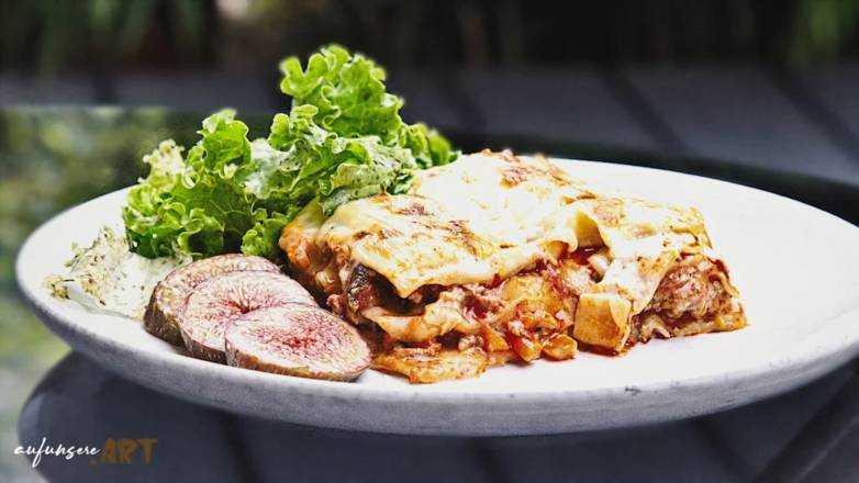 Lasagne nach Art des Hauses Rezept