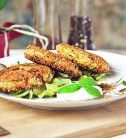 Quinoa Laibchen, ein Genuss für alle Tage mit wenig Aufwand!