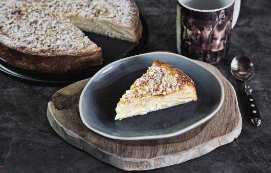 Spanische Apfel Mandel Torte Rezept