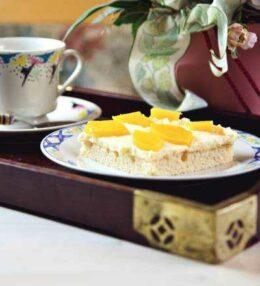 Spiegelei Kuchen, Genuss der anderen Art, Kaffeerunden lieben ihn