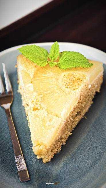Ananas Kuchen Abbildung 1