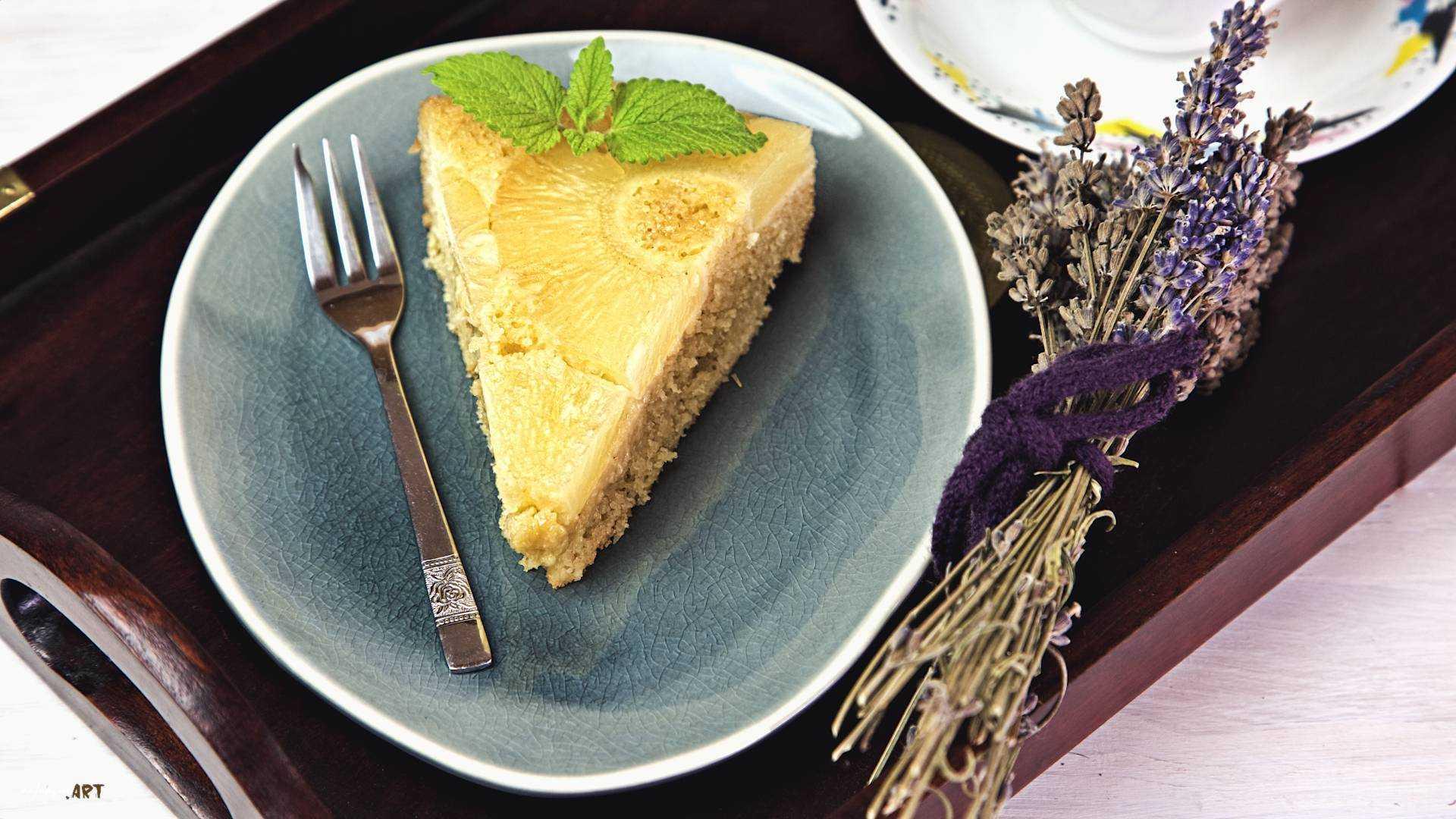 Ananas Kuchen Rezept