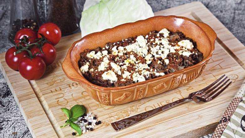 Anatolischer Weißkraut Auflauf Rezept