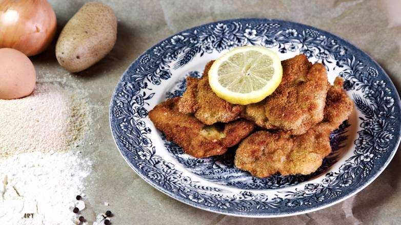 gebackene Hühnerkeulen Rezept