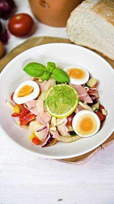 graeflicher Wurstsalat Abbildung 2