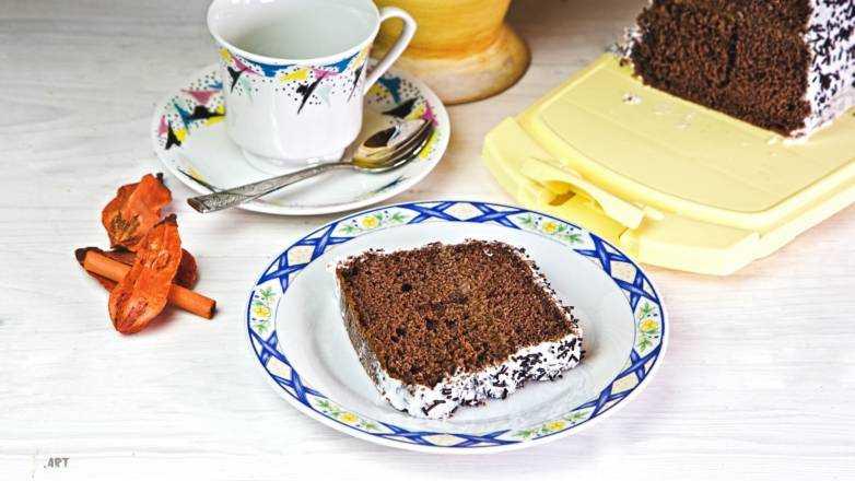 Schoko Kuchen mit Marmelade Rezept