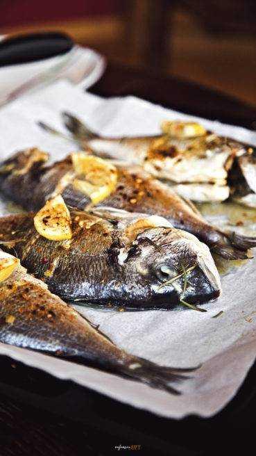marokkanischer Fisch Abbildung 1