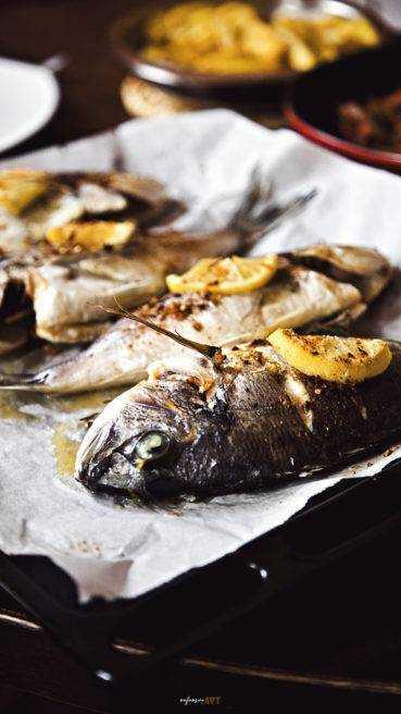 marokkanischer Fisch Abbildung 2