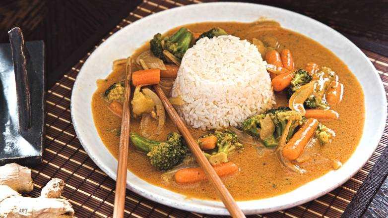 Gemüse Curry Rezept
