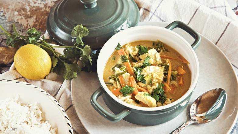 Thai Foschcurry Rezept