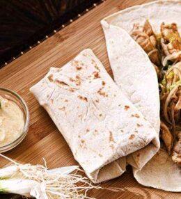 Hühnchen Tortilla, einfach blitzschnell – Asiastyle!