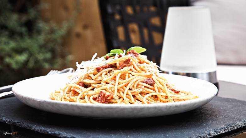 Spaghetti Sudcuk Rezept