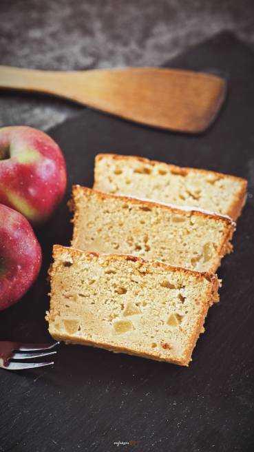 Apfel Joghurt Kuchen Abbildung 1