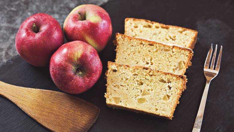 Apfel Joghurt Kuchen Rezept