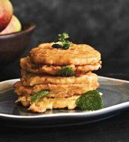 Apfelspalten, Apfelringe, Apfelküchlein – der süße Traum