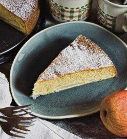 Französischer Birnenkuchen, himmlisch einfach!