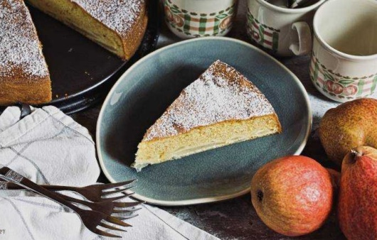 Französischer Birenenkuchen Rezept
