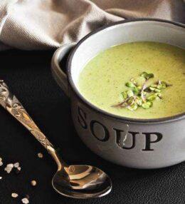 Brokkoli Karfiol Creme Suppe, ein cremiger Traum einfach gemacht