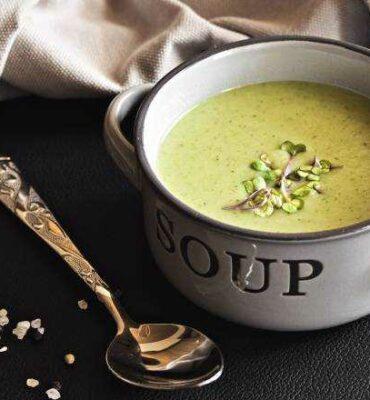 Brokkoli Karfiol Creme Suppe Rezept