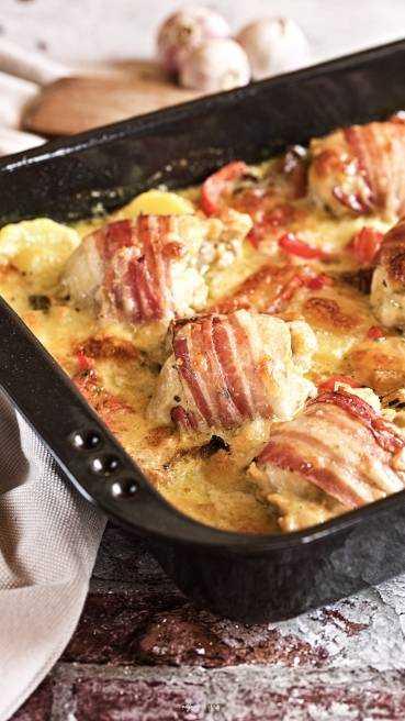 Huhn Kartoffel Auflauf Abbildung 2