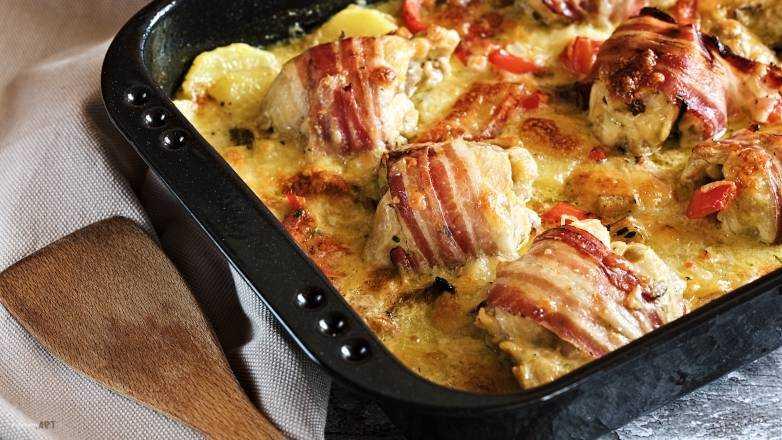 Huhn Kartoffel Auflauf Rezept