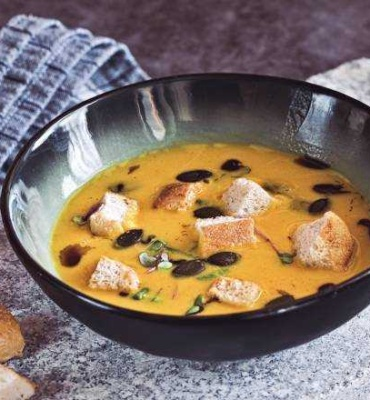 Kürbis Creme Suppe Rezept