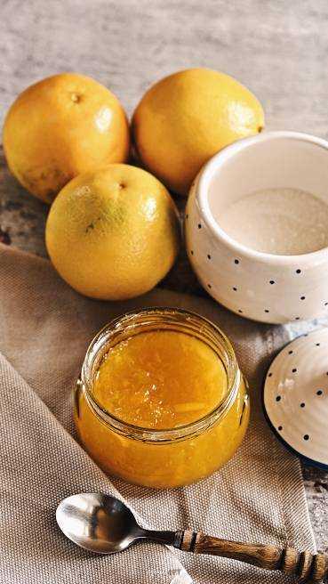 Orangen Marmelade Abbildung 2