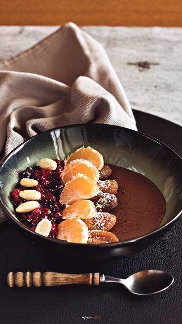 Schoko Kokos Pudding Bowl Abbildung 2
