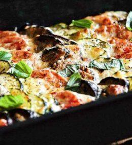Gemüseauflauf, der vegetarische Genuss begeistert garantiert