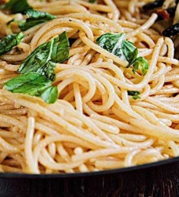Spaghetti aglio e olio – der Klassiker schnell gemacht