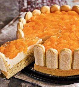 Mandarinen Joghurt Torte, süße Verführung nach BCO Methode
