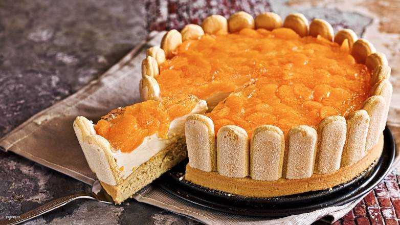 Mandarinen Joghurt Torte Rezept