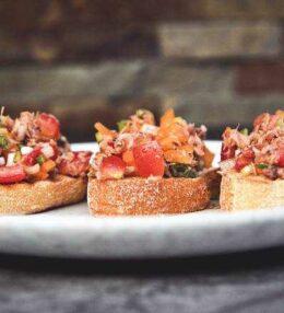 Thunfisch Chiabatta, einfach knusprig, Genuss garantiert!
