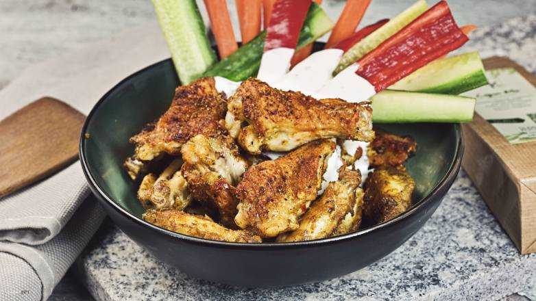 Chicken Wings Cajun Style Rezept