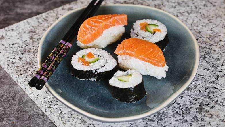 Sushi Maki Rezept