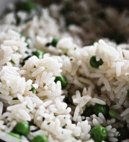 Risipisi, Reis mit Erbsen? Viel mehr als eine Beilage!