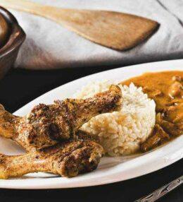 Huhn Risotto Pilz-Soße, einfach himmlisch leicht