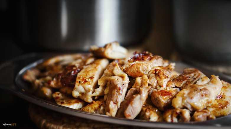 Sweet Chili Sesam Chicken Rezept