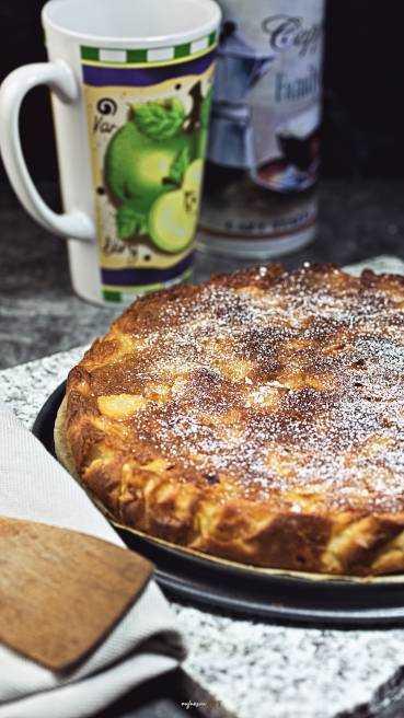 schneller Apfelkuchen Abbildung 1