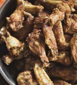 Chicken Wings One Spice, Opa wusste wie es geht, einfach!