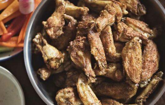 Chicken Wings One Spice Rezept