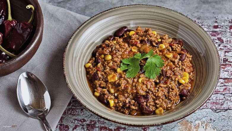 Chili Con Carne spezial Rezept